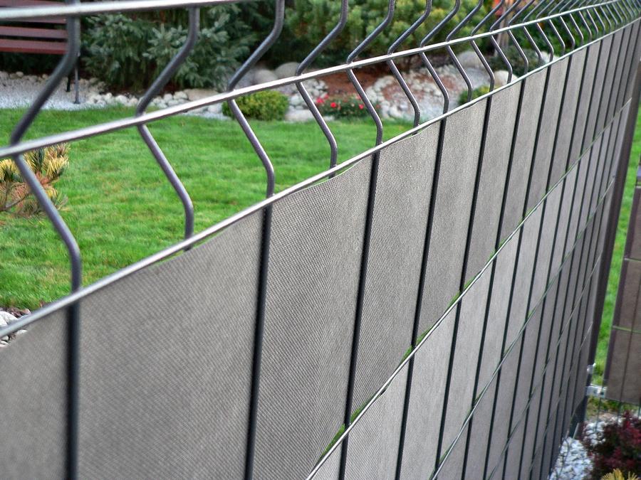 panel przepleciony osłoną